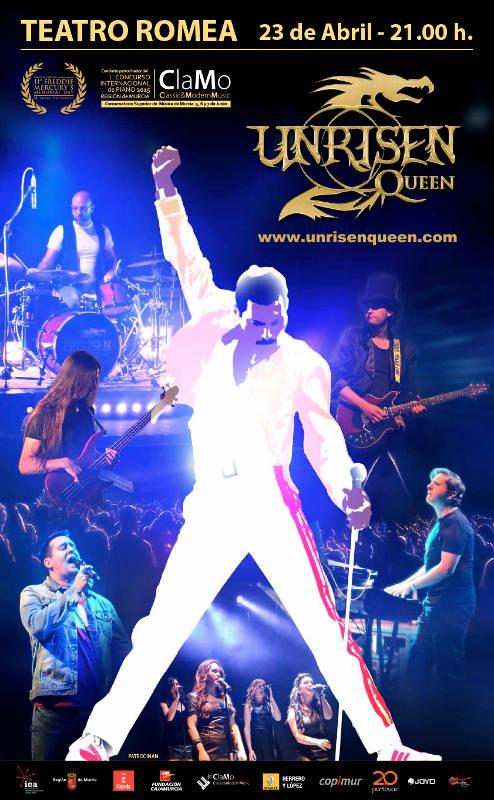 Concierto Unrisen Queen