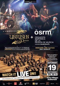 Unrisen Queen OSRM Clamo Music
