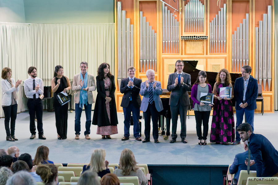 Winners of the International Piano Competition Clamo Music