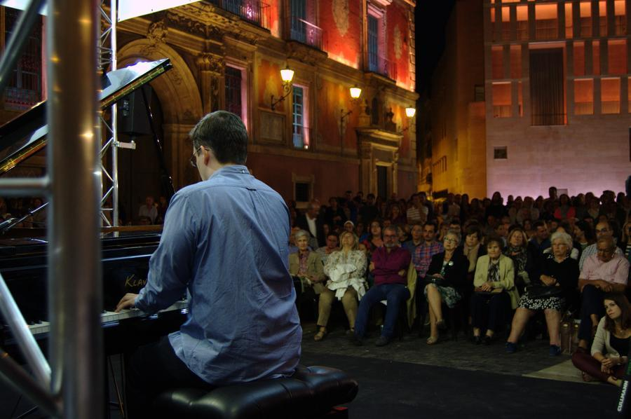 Pianos en la calle Murcia 2017 Clamo Music