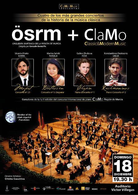 Concierto Clamo Music + OSRM