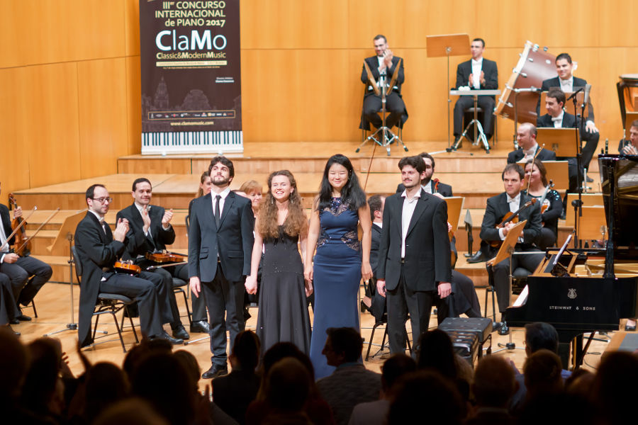 Concierto de navidad Clamo Music 2016 Murcia