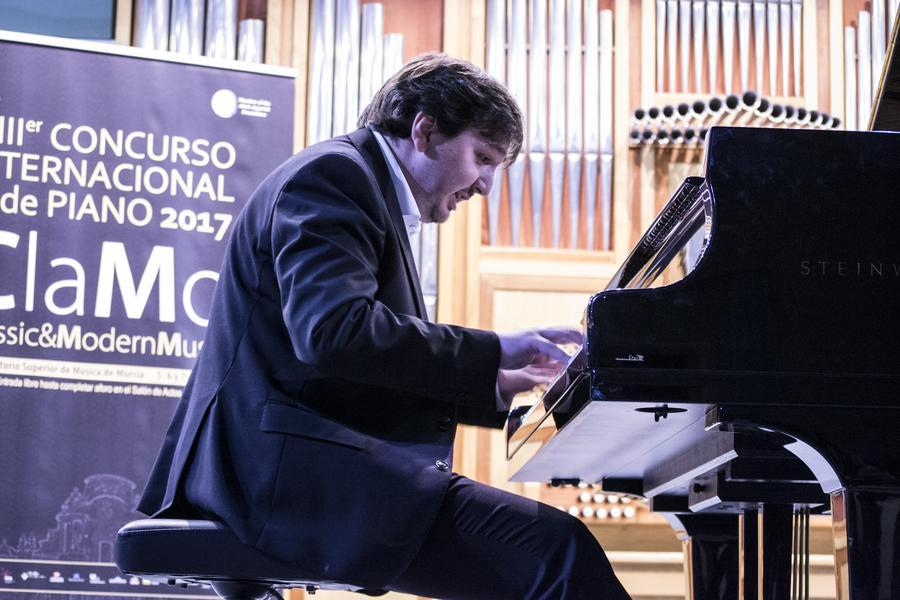 3th Clamo Music International Piano Competition 2017