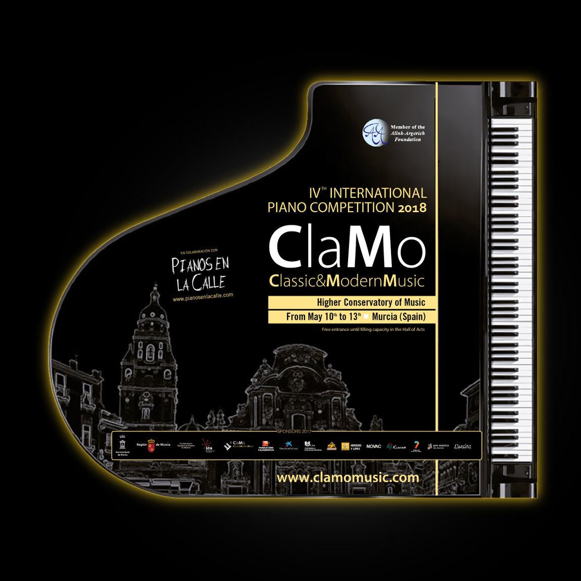 Clamo Music International Piano Competition