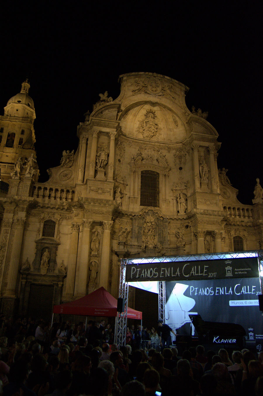 Concurso Internacional de Piano Clamo Music Murcia 38