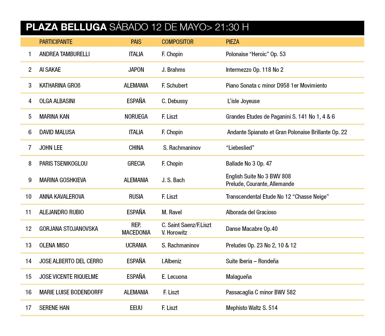 Programa Pianos En La Calle Murcia
