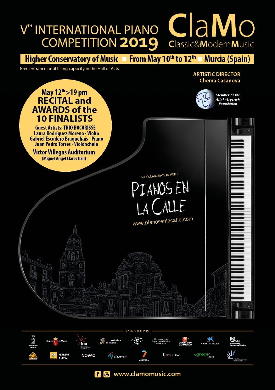 International Piano Competition Clamo Music
