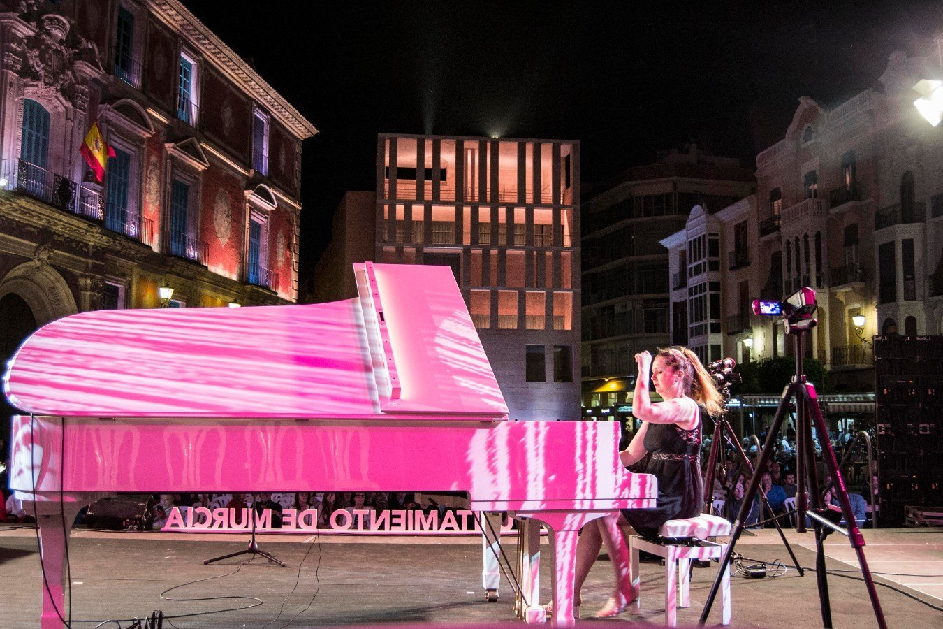 Pianos On The Street