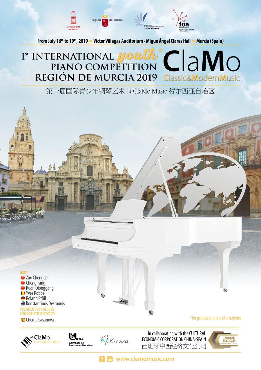 I Concurso Joven Internacional de Piano Clamo Music